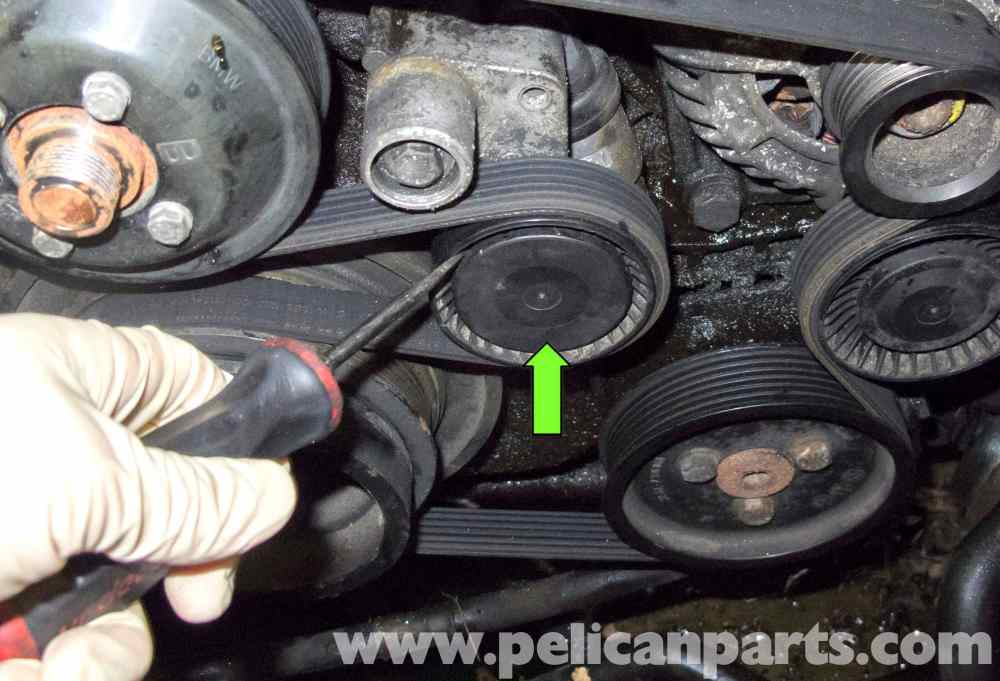 medium resolution of bmw e60 5 series water pump replacement m54 6 cylinder pelican 2013 bmw 5 series touring e60 530i water pump diagram