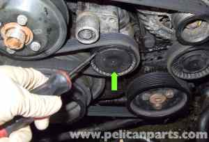 BMW E60 5Series Water pump Replacement (M54 6 Cylinder)  Pelican Parts Technical Article