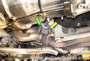 BMW E60 5Series 6Cylinder Engine Oxygen Sensor Replacement  Pelican Parts Technical Article