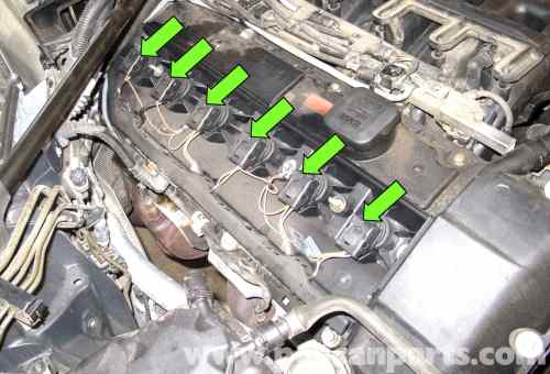 small resolution of pic01 bmw e60 5 series spark plug and ignition coil replacement 2003