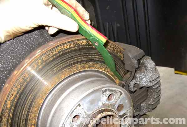 Brake Rotor Specifications Thickness Chart - Year of Clean Water