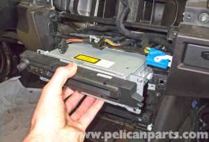 BMW E60 5Series Radio, IHKA Panel and Seat Heat Controls Replacement  Pelican Parts Technical