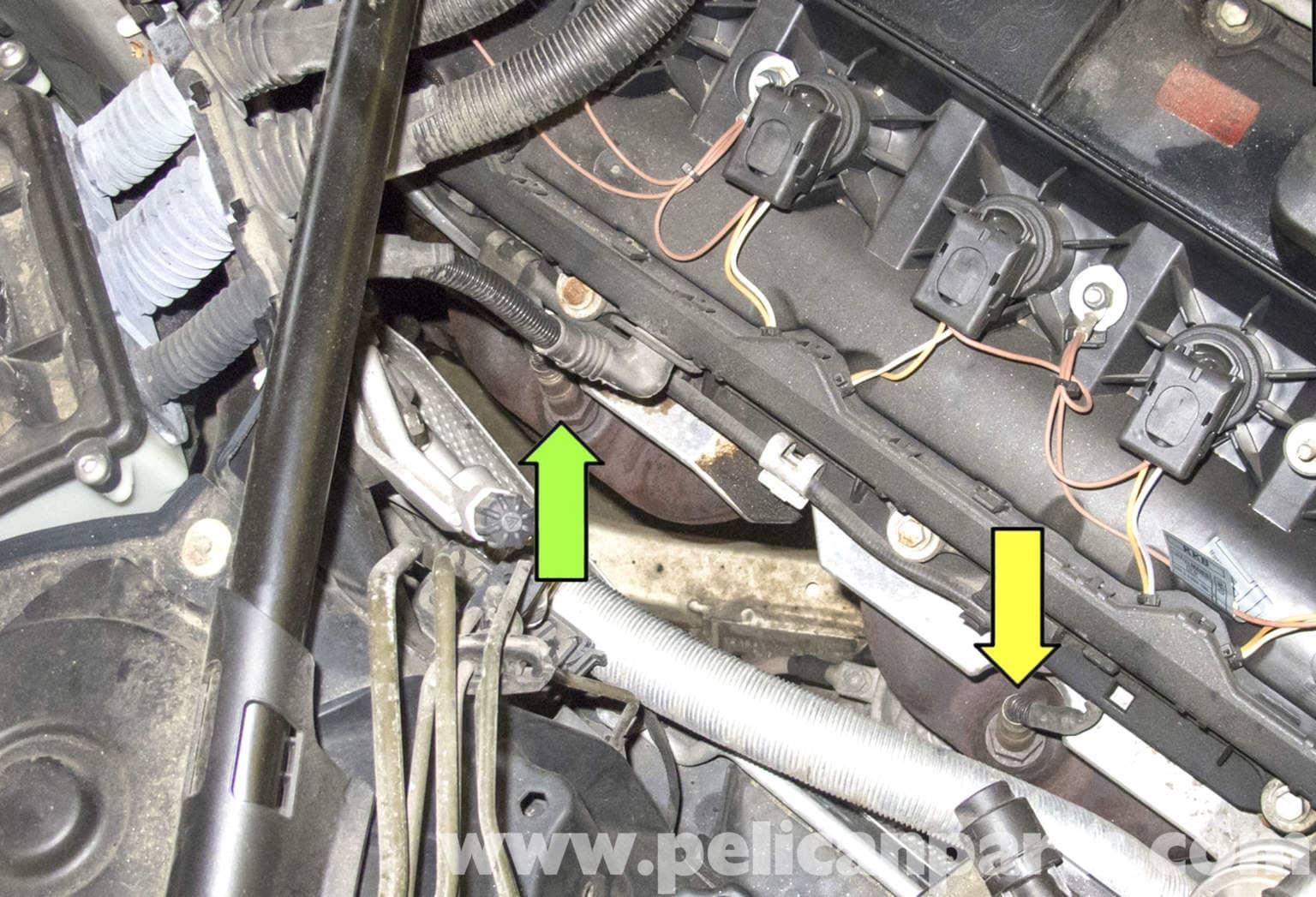 Xi Fuse Diagram Bmw E60 5 Series Engine Management Systems 2003 2010