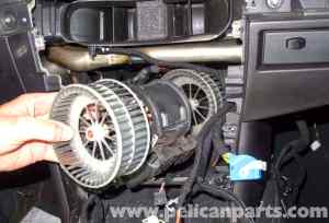 BMW E60 5Series Blower Motor & Blower Motor Resistor Replacement  Pelican Parts Technical Article