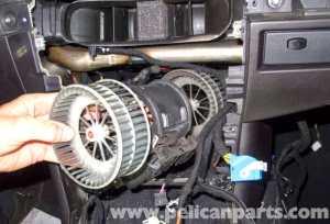 BMW E60 5Series Blower Motor & Blower Motor Resistor