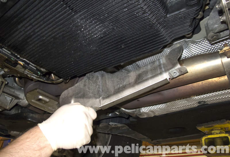 electrical wiring diagram of a car for stereo pioneer bmw e60 5-series catalytic converter replacement (n54 engine)- pelican parts technical article