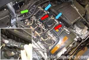 BMW E60 5Series N54 Engine Oxygen Sensor Replacement  Pelican Parts Technical Article
