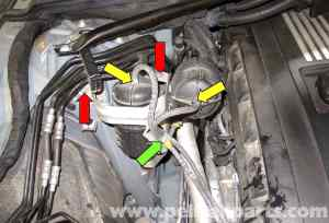 BMW E60 5Series Turbocharger Replacement (N54 Engine