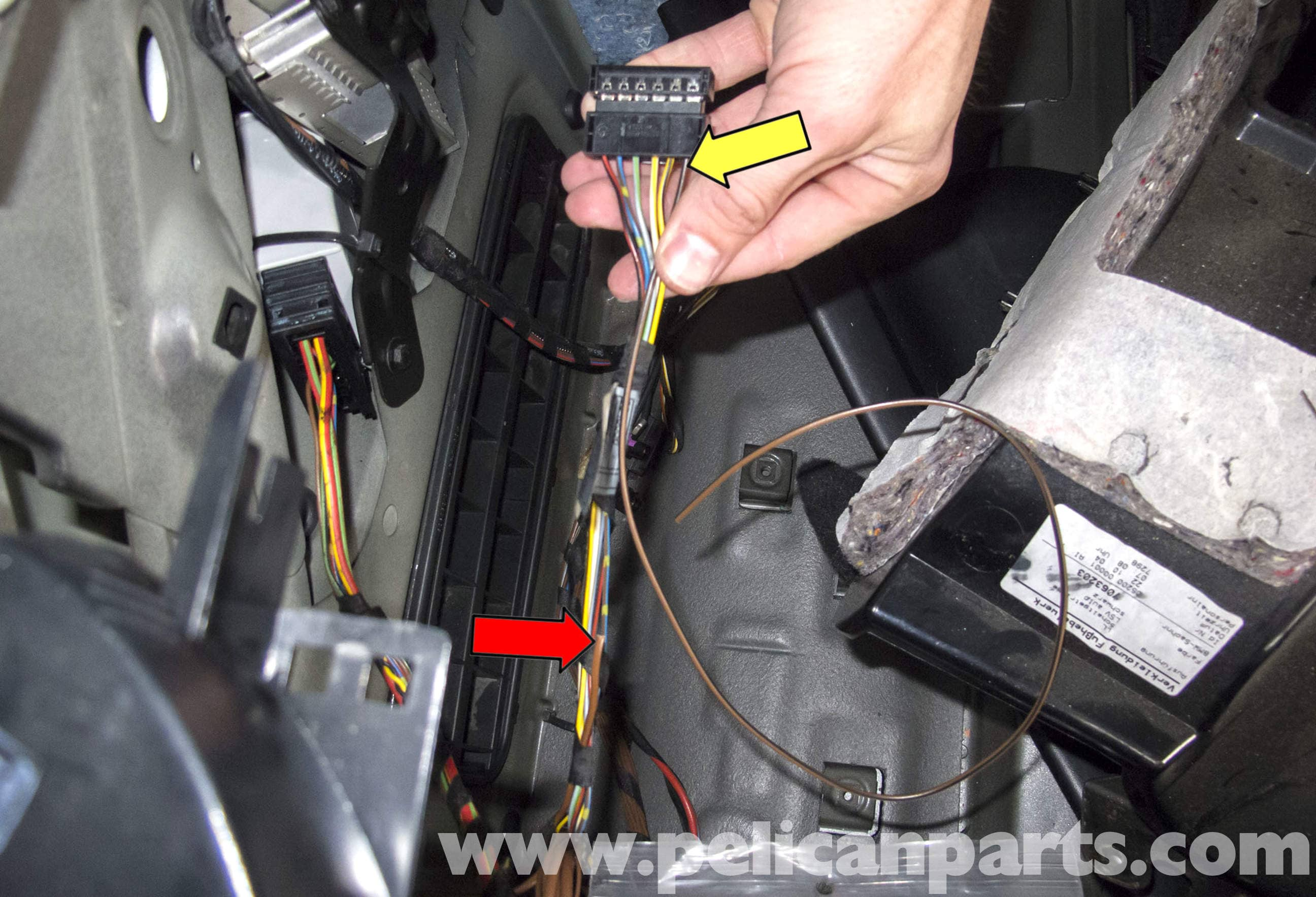 bmw e46 touring tailgate wiring diagram kohler 20 hp e60 5 series taillight repair 2003 2010