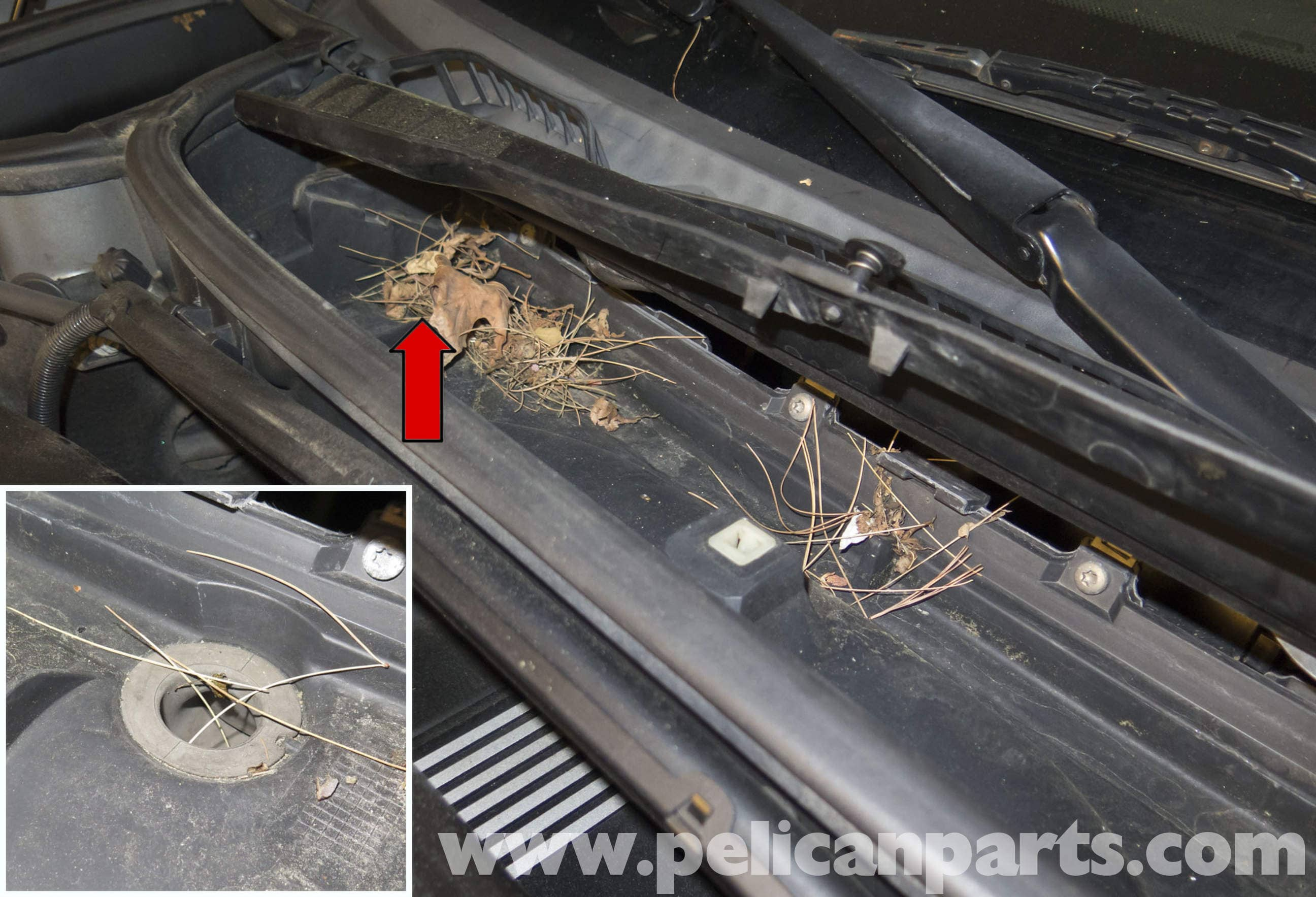 Bmw X3 Cabin Filter Replacement