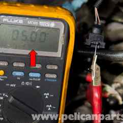 Bmw E46 Ecu Wiring Diagram Reverse Activation Energy Pelican Technical Article - Bmw-x3 M54 Engine Coolant Temperature Sensor Replacing & Testing