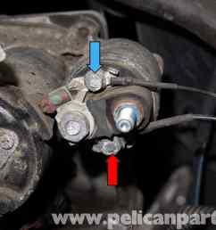 pelican technical article bmw x3 m54 6 cylinder engine starter 2004 bmw x3 starter wiring diagram 2004 bmw x3 starter wiring diagram [ 2592 x 1767 Pixel ]