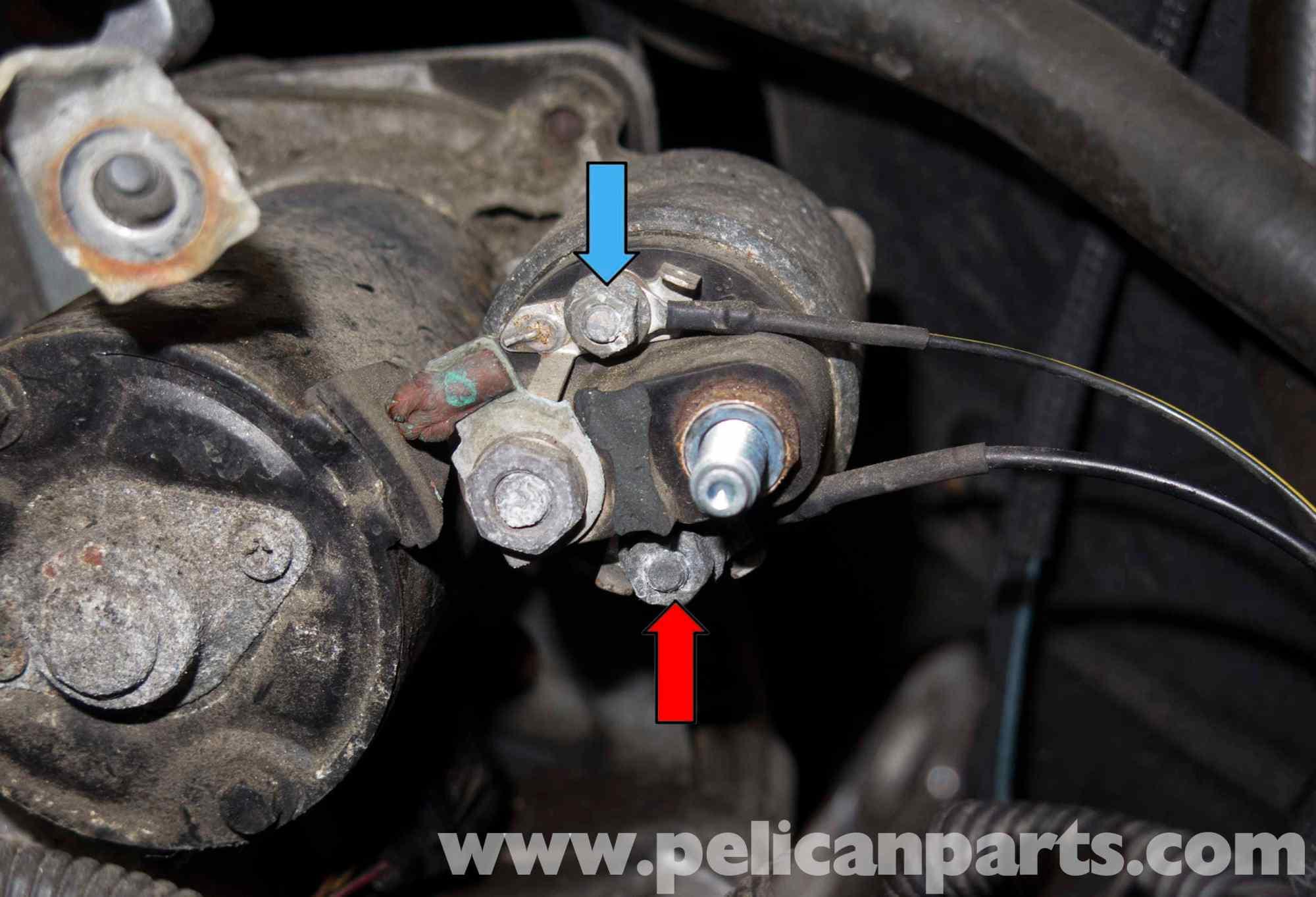 hight resolution of pelican technical article bmw x3 m54 6 cylinder engine starter 2004 bmw x3 starter wiring diagram 2004 bmw x3 starter wiring diagram
