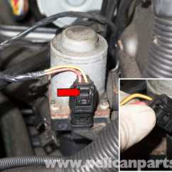 E36 Wiring Diagram Electrical For Water Pump Motor Set Pelican Technical Article - Bmw-x3 Heater Control Valve Replacement