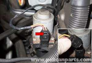 Pelican Technical Article  BMWX3  Heater Control Valve