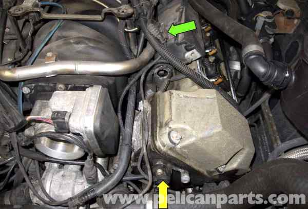 Bmw Camshaft Position Sensor Location - Year of Clean Water