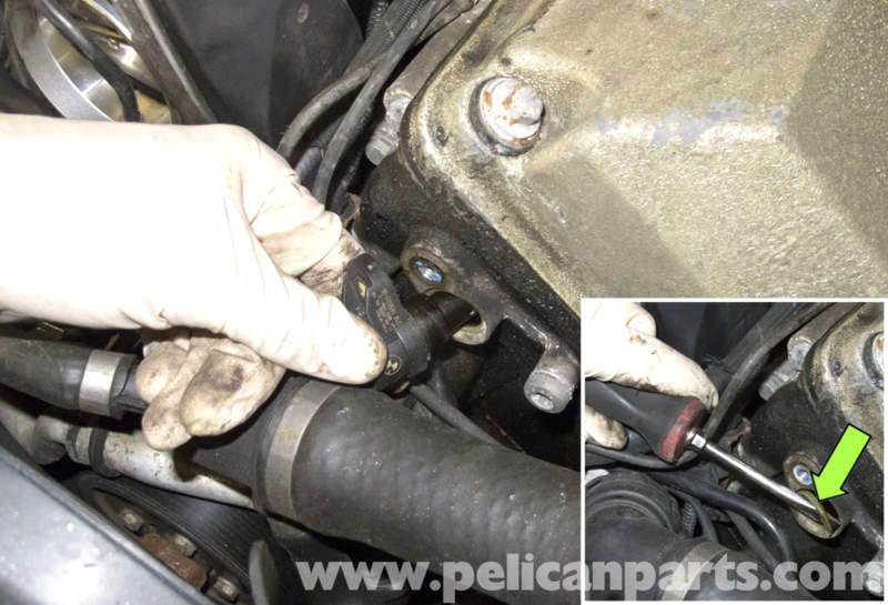 2000 Ford Explorer Wire Diagram Bmw X5 M62 8 Cylinder Camshaft Position Sensor Replacement