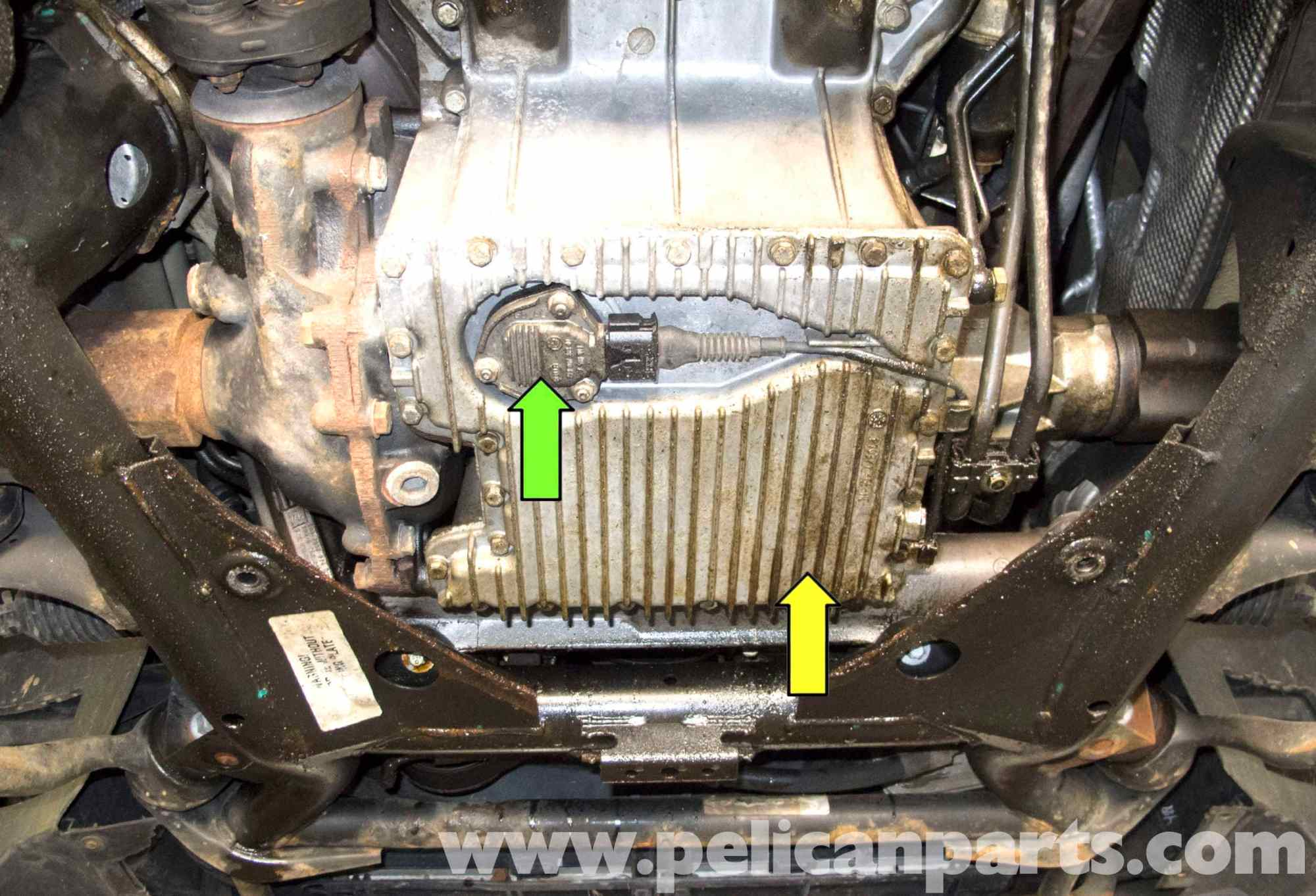 hight resolution of bmw x5 oil level sensor replacement e53 2000 2006 pelican rh pelicanparts com bmw 4 4 v8 engine diagram 2003 bmw x5 3 0 engine diagram
