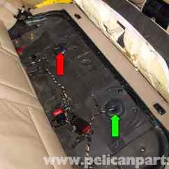 Honda Marine Fuel Gauge Wiring Diagram Satellite Dish Connection Bmw X5 Pump Replacement E53 2000 2006 Pelican Parts Diy Large Image Extra