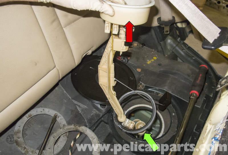 2007 Bmw X3 Wiring Diagram Bmw X5 Fuel Pump Replacement E53 2000 2006 Pelican