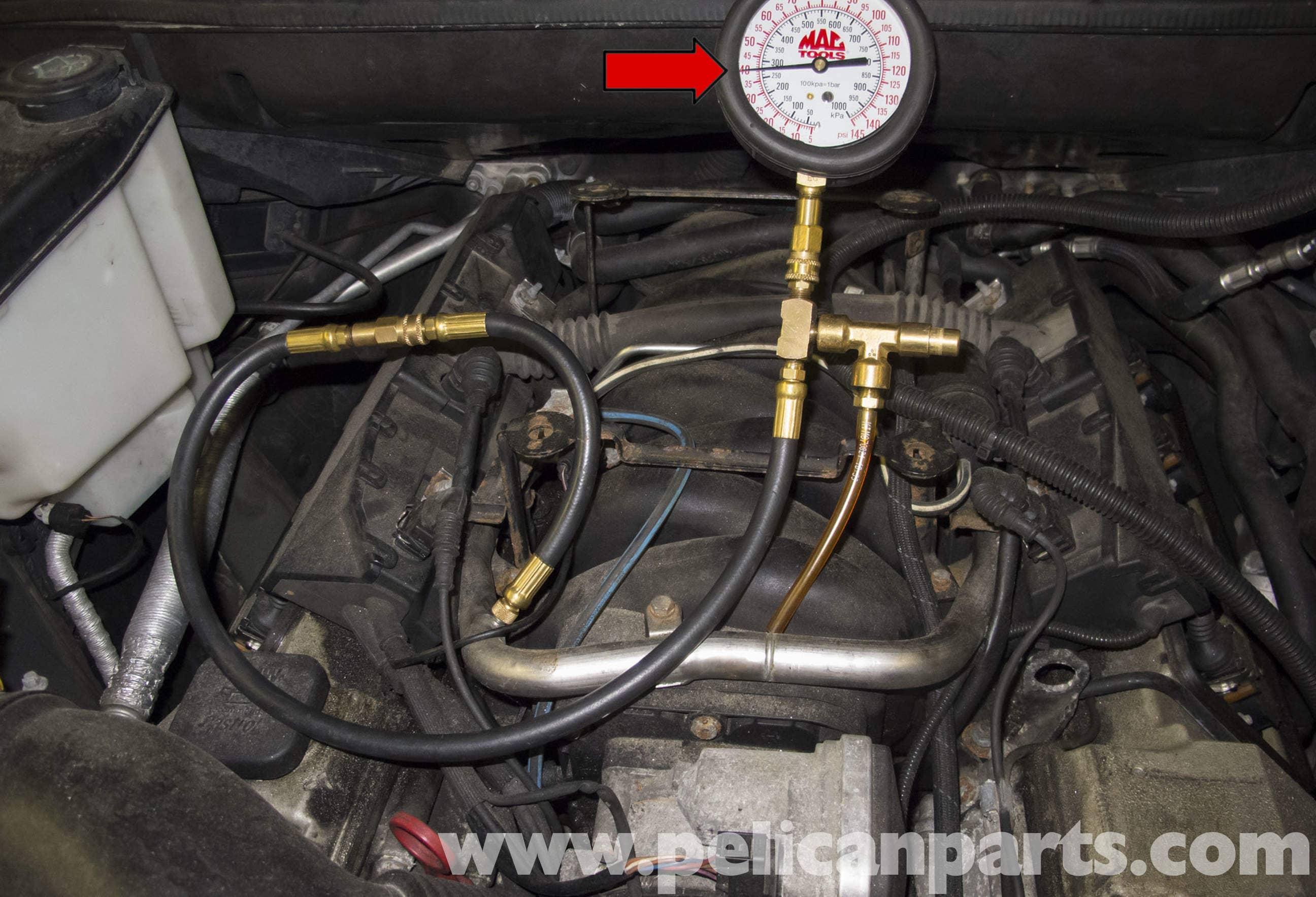 I Fuse Box Diagram Bmw X5 Fuel Pump Testing E53 2000 2006 Pelican Parts