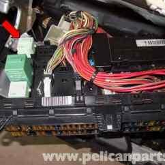 Bmw X5 E53 Wiring Diagram 7 Pole Trailer Fuel Pump Testing (e53 2000 - 2006) | Pelican Parts Diy Maintenance Article