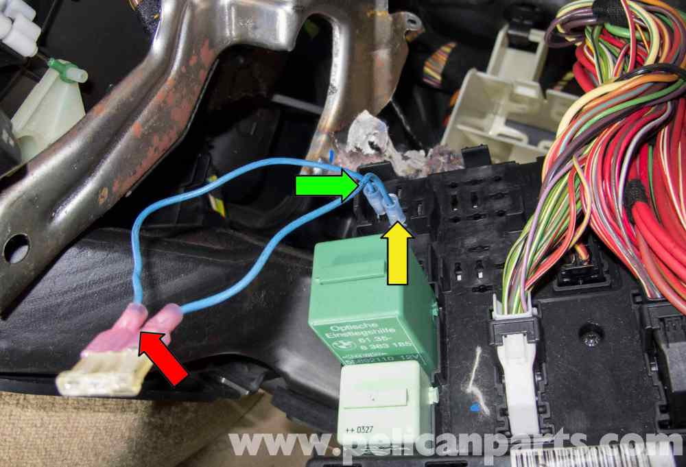 medium resolution of bmw x5 fuel pump testing e53 2000 2006 pelican parts diy bmw x5 fuel pump wiring diagram