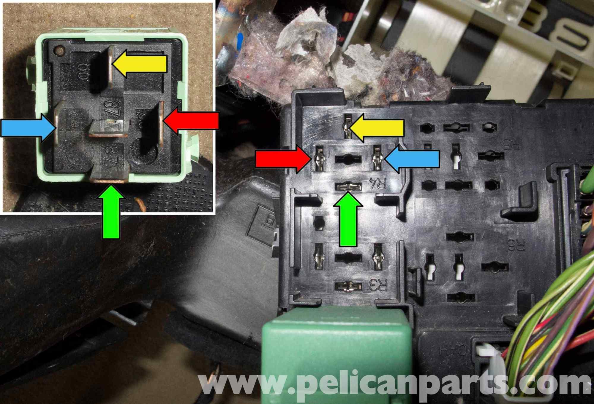 hight resolution of bmw x5 fuel pump testing e53 2000 2006 pelican parts diy bmw x5 fuel pump wiring diagram