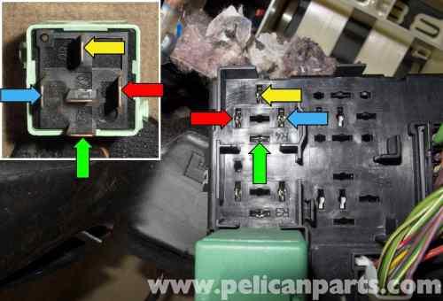 small resolution of bmw x5 fuel pump testing e53 2000 2006 pelican parts diy bmw x5 fuel pump wiring diagram