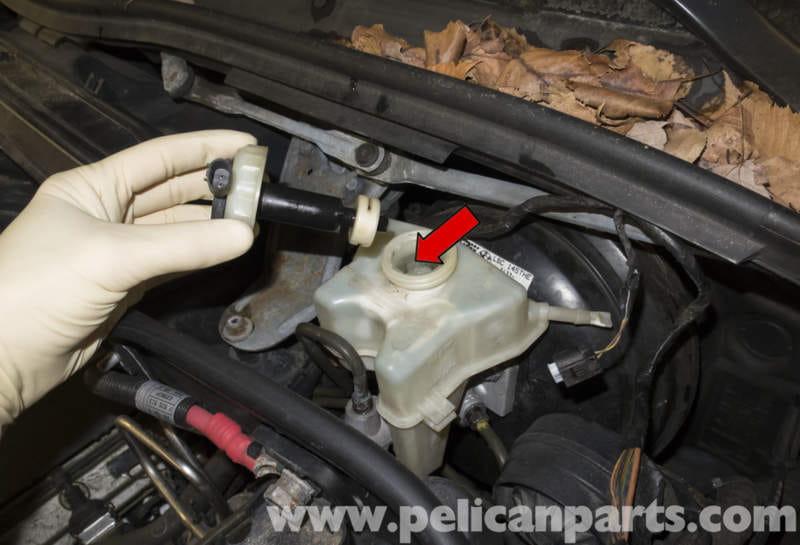 328i Engine Diagram Bmw X5 Brake Bleeding E53 2000 2006 Pelican Parts