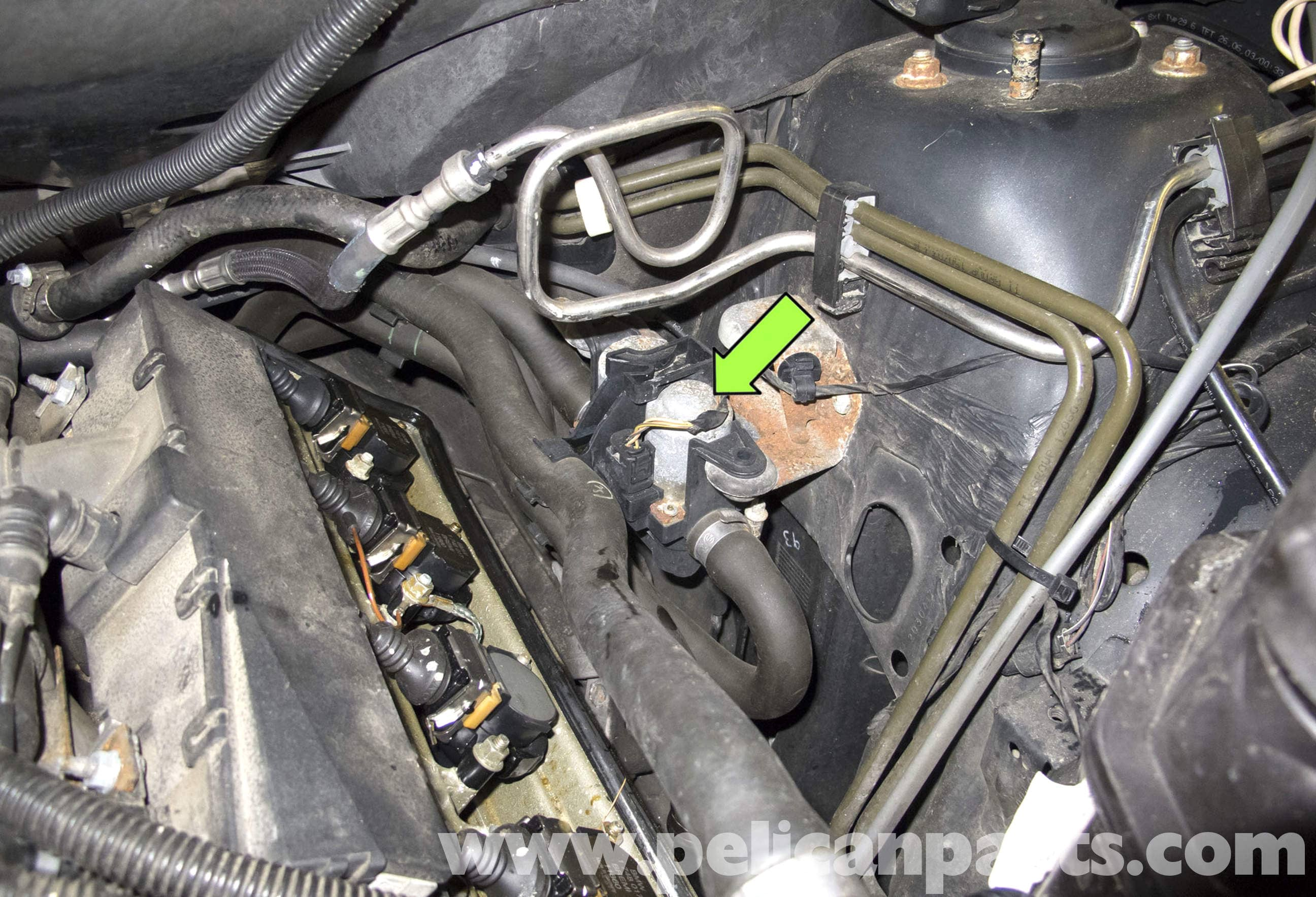 2004 Pontiac Grand Am Fuse Box Diagram Have A Bmw X5 Heater Valve Testing And Replacement E53 2000