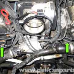 Fan Center Wiring Ford Falcon Ignition Switch Diagram Bmw X5 M62 8-cylinder Vanos Seal Replacement (e53 2000 - 2006)   Pelican Parts Diy Maintenance ...