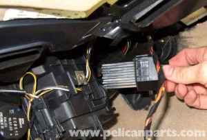 BMW X5 Blower Motor Final Stage Replacement (E53 2000  2006) | Pelican Parts DIY Maintenance
