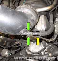 bmw 740i engine diagram wiring diagram 1998 bmw 740i bmw x5 m62 8 cylinder secondary air [ 2592 x 1767 Pixel ]