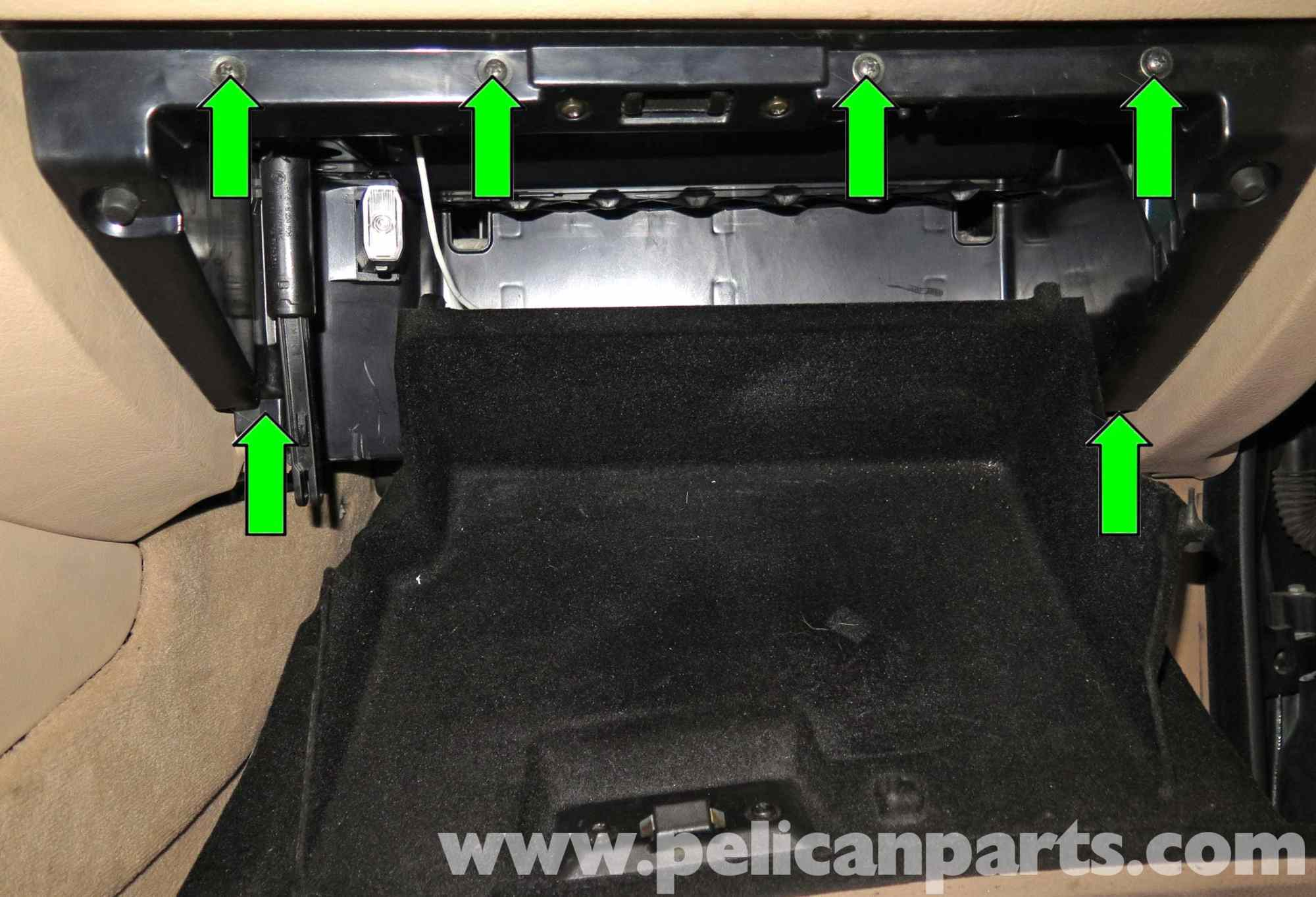 hight resolution of pelican technical article bmw x5 glove box removal 2013 bmw x5 fuse diagram 2004 bmw x5 fuse glove box