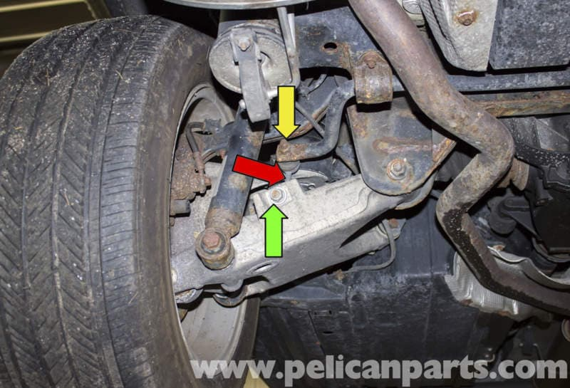 F150 Stabilizer Bar Link Replacement