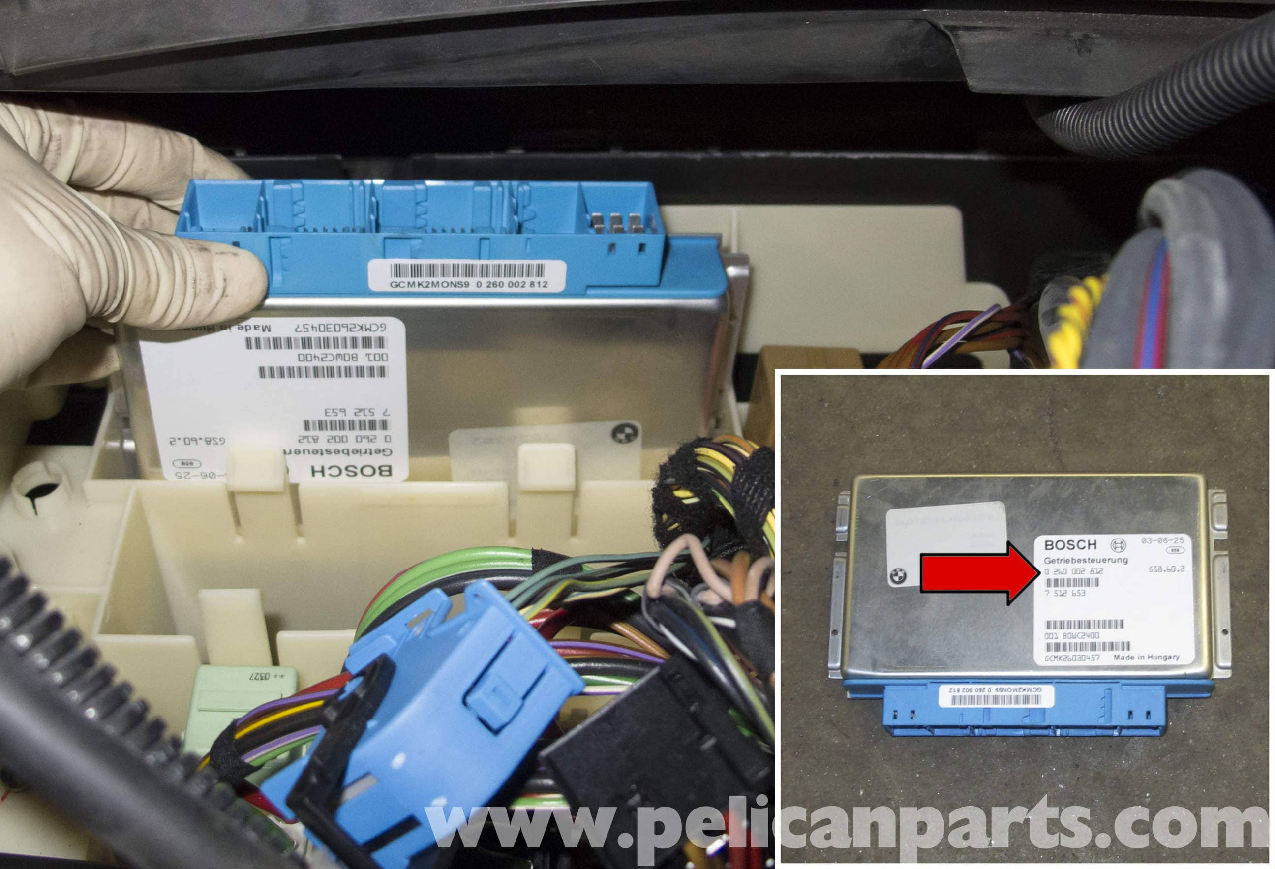 2003 Ion Fuse Box Bmw X5 Dme And Tcm Replacement E53 2000 2006 Pelican