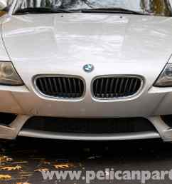 bmw z4m high and low tone horns replacement e85 2003 2008 large image  [ 2592 x 1767 Pixel ]