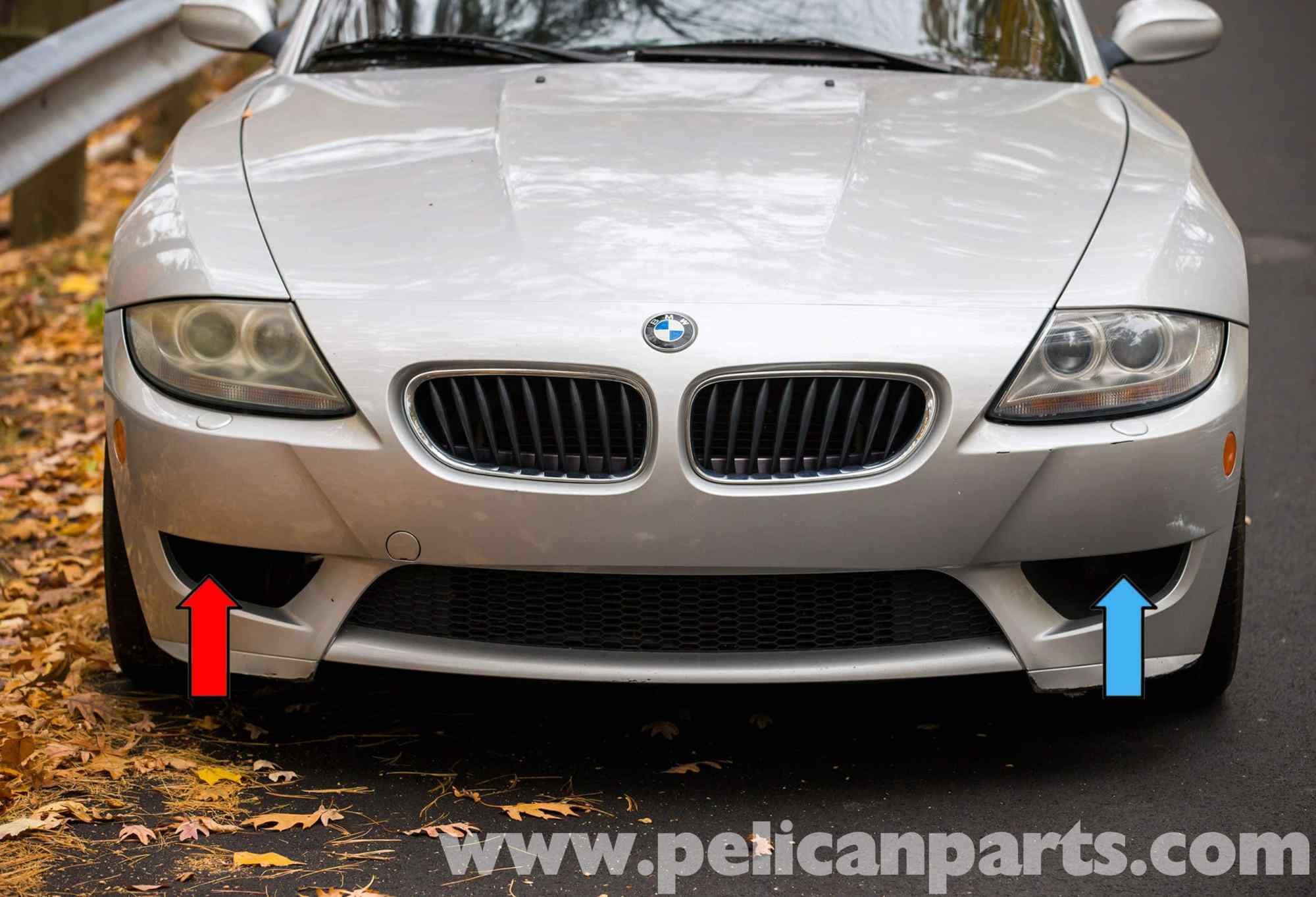 hight resolution of bmw z4m high and low tone horns replacement e85 2003 2008 large image