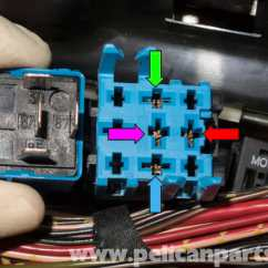 Bmw E46 Wiring Diagram Workhorse P32 S54 Fuel Injection Dme Relay Testing | E85 (2003-2008) Pelican Parts Diy Maintenance Article