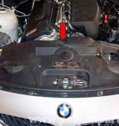 bmw z4 m engine cooling fan replacement 2003 2006 pelican parts mustang wiring harness bmw z4 wiring harness [ 2592 x 1767 Pixel ]