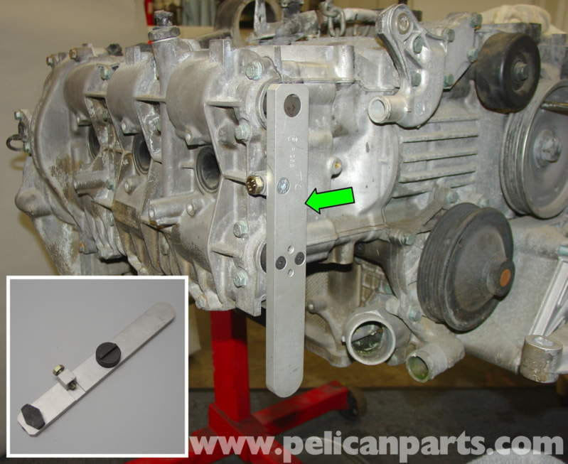 porsche 911 engine diagram of parts carrier wiring heat pump boxster camshaft upgrade / chain tensioner replacement - 986 987 (1997-08) pelican ...