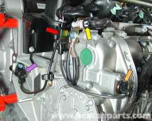 Porsche Boxster Engine Sensor Replacement  986  987 (199708)  Pelican Parts Technical Article
