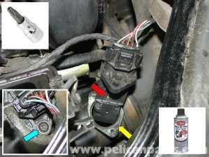 Porsche Boxster Mass Air Flow Sensor (MAF) Replacement and
