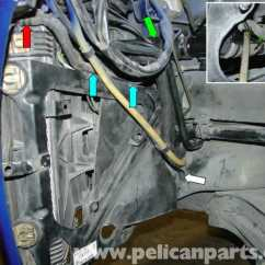 Porsche Cayenne Wiring Diagram Circle Powerpoint Template Boxster Radiator Replacement And Cleaning - 986 / 987 (1997-08) Pelican Parts ...