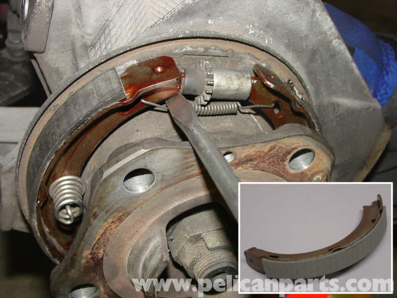2004 kia sorento parts diagram 2006 pontiac g6 ignition switch wiring porsche boxster parking brake shoe replacement - 986 / 987 (1997-08) pelican technical ...