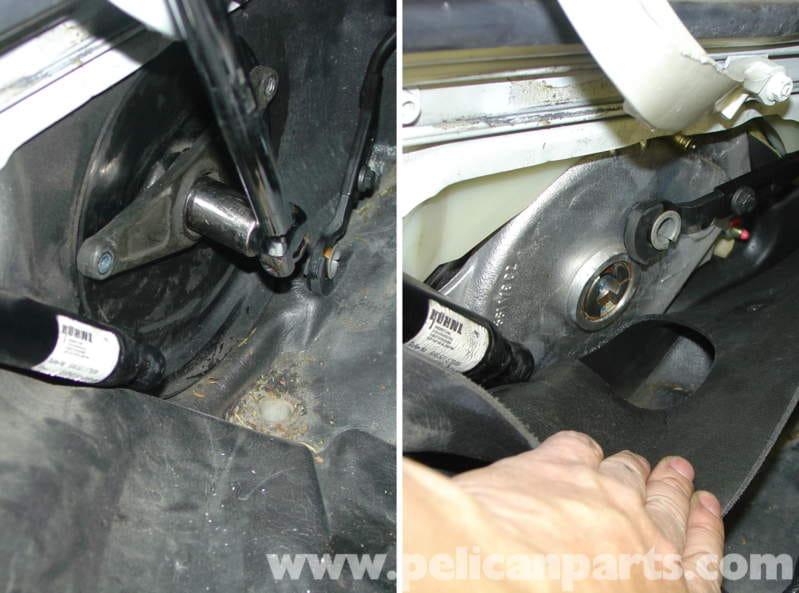 porsche 911 engine diagram of parts 2004 dodge intrepid boxster convertible top repair - 986 / 987 (1997-08) pelican technical article