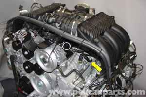 Porsche Boxster Starter Replacement  986  987 (199708)  Pelican Parts Technical Article