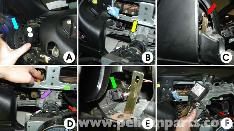 2003 Jeep Tj Fuse Box Diagram Porsche Boxster Ignition Switch Replacement 986 987