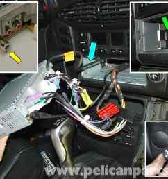 porsche boxster ipod integration and stereo head unit replacement rh pelicanparts com basic car stereo wiring diagram ford car stereo wiring diagrams [ 2592 x 1944 Pixel ]